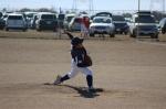 県西学童野球新人大会
